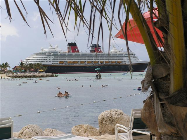 NYCBahamas Magic Cruise Port Or Starboard Please Vote The - Port or starboard side of cruise ship